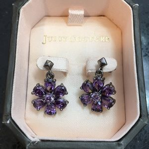 NWT Juicy Couture Earrings.